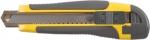 Нож технический 18 мм усиленный лезвие 15 сегментов, FIT, 10254