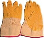 Перчатки стекольщика прорезиненные, FIT, 12433