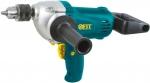 Миксер электрический FIT 850Вт, металлический корпус, ключевой патрон, 16 мм, 2 дополнительные ручки, FIT, 80035