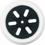 Тарелка шлифовальная средней жесткости для эксцентриковых шлифовальных машин РЕХ 150 мм, BOSCH, 2608601052
