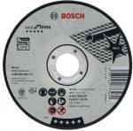 Отрезной круг Best по нержавейке 115x2,5 прямой, BOSCH, 2608603502