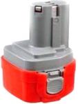 Аккумулятор кубический 12 В; 1,3 А*ч для дрелей-шуруповертов РА12, MAKITA, 193981-6