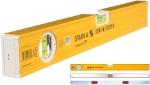 Уровень тип 80АM, 60 см, 1 вертикальный, 1 горизонтальный, магнитный, точность 0,5 мм/м, STABILA, 16064
