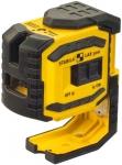 Лазерный уровень Тип LAX 300 Set, дальность 250 м, точность 0,3 мм/м, STABILA, 18327