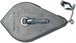 Шнур разметочный в алюминиевом корпусе, IRWIN
