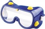 Очки защитные закрытого типа с непрямой вентиляцией, поликарбонат, СИБРТЕХ, 89160