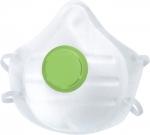 Полумаска фильтрующая (респиратор), с клапаном выдоха, FFP1, СИБРТЕХ