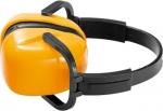 Наушники защитные, складные, пластмассовые дужки, SPARTA, 893555