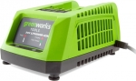 Зарядное устройство G24C, 24В, GREENWORKS, 2903607