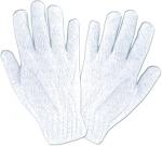 Перчатки вязаные (3 нити), х/б, размер 20, КОНТРФОРС, 040762